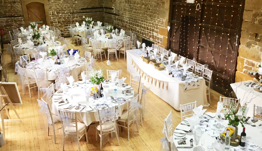 Why Choose The Barns for Your Wedding
