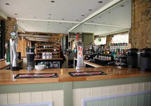 Bar Options at The Barns